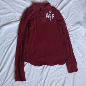 Abercrombie &Fitch long sleeve